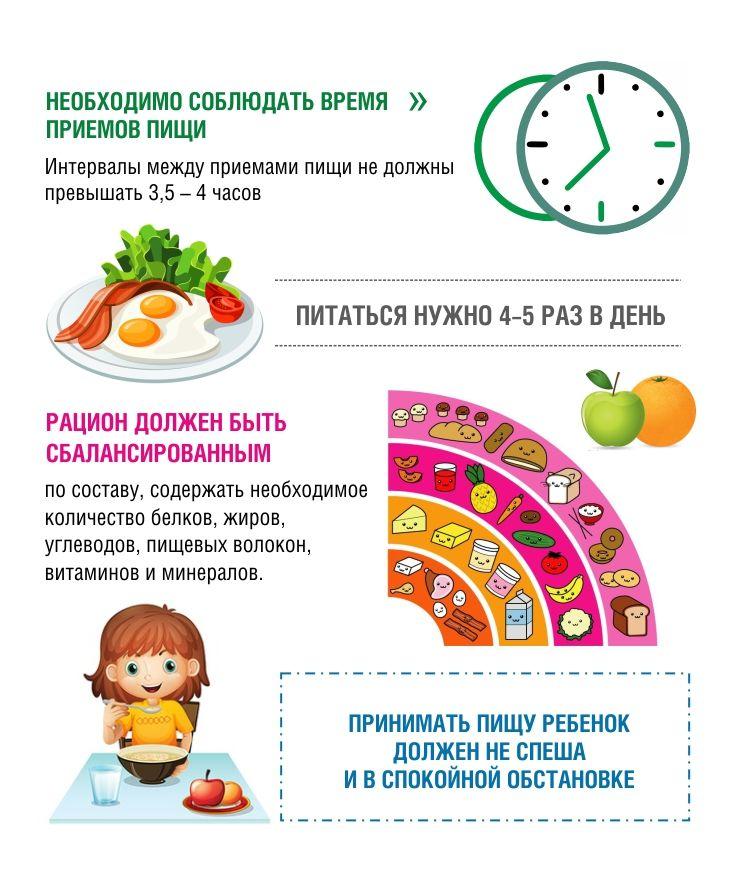 Здоровое питание-путь к отличным знаниям!